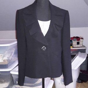 Tahari - Black Dressy Blazer